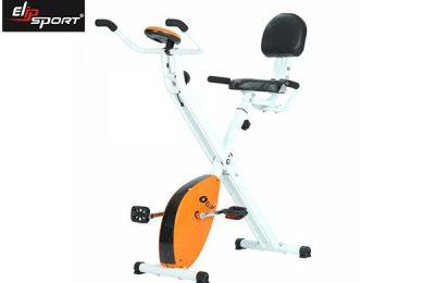Xe đạp tập có tựa lưng
